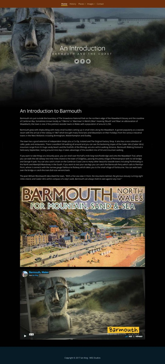 The Barmouth Website