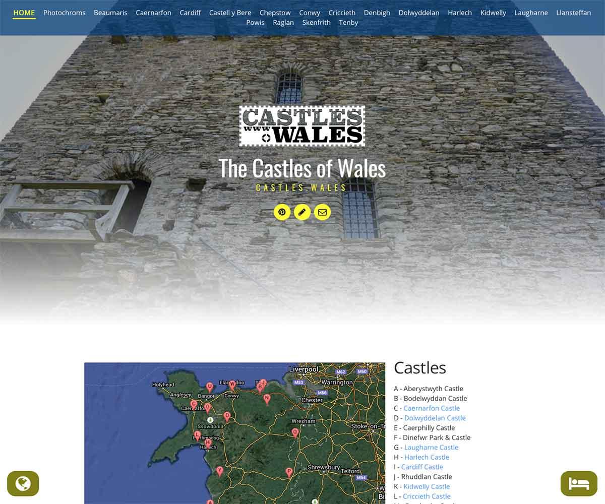castles.wales