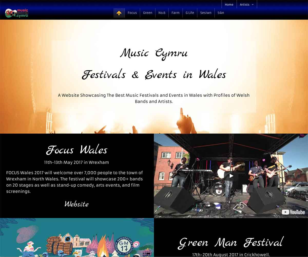 music.cymru